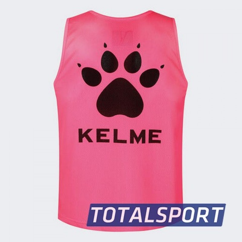 Манишка Kelme K15Z248-931 цвет: розовый