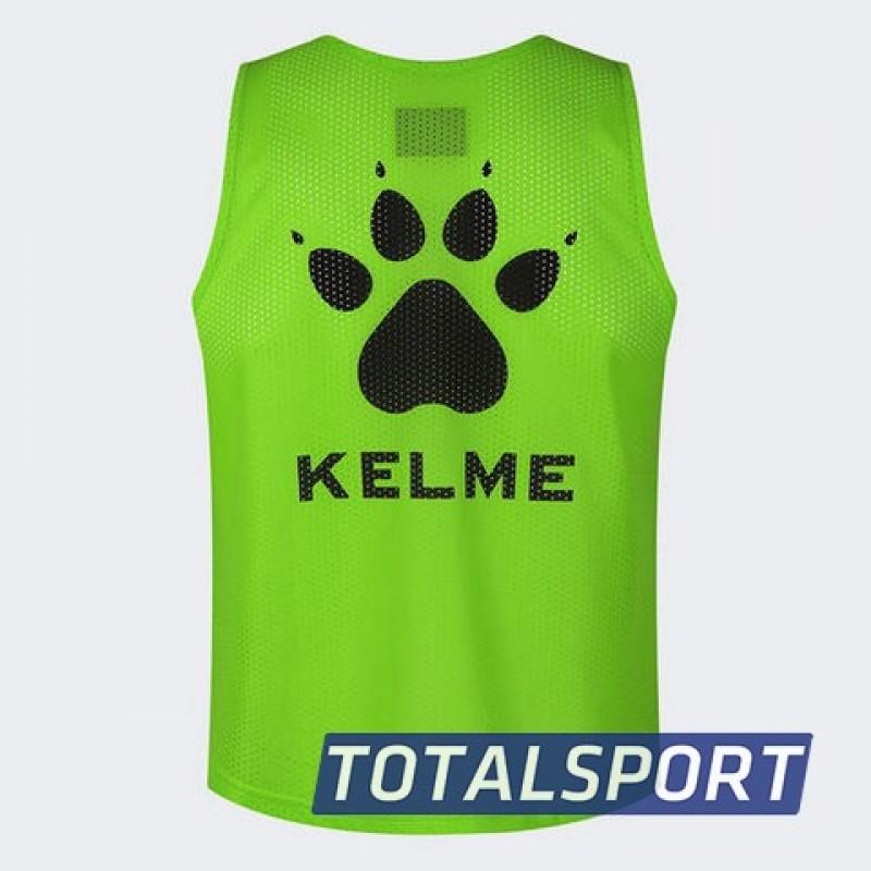 Манишка Kelme K15Z248-933 цвет: неоновый зеленый
