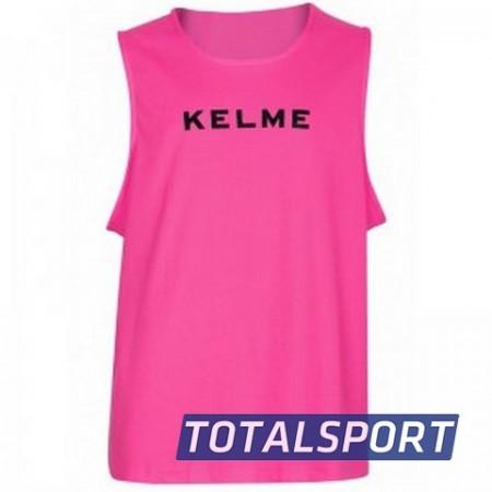 Манишка Kelme PETO ELEGANCE 78078 цвет: розовый