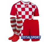 Футбольная форма Joma FLAG II 101465.602 (футболка, шорты, гетры)
