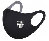 Маска с логотипом ФК Барселона
