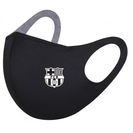 Маска с логотипом Барселона