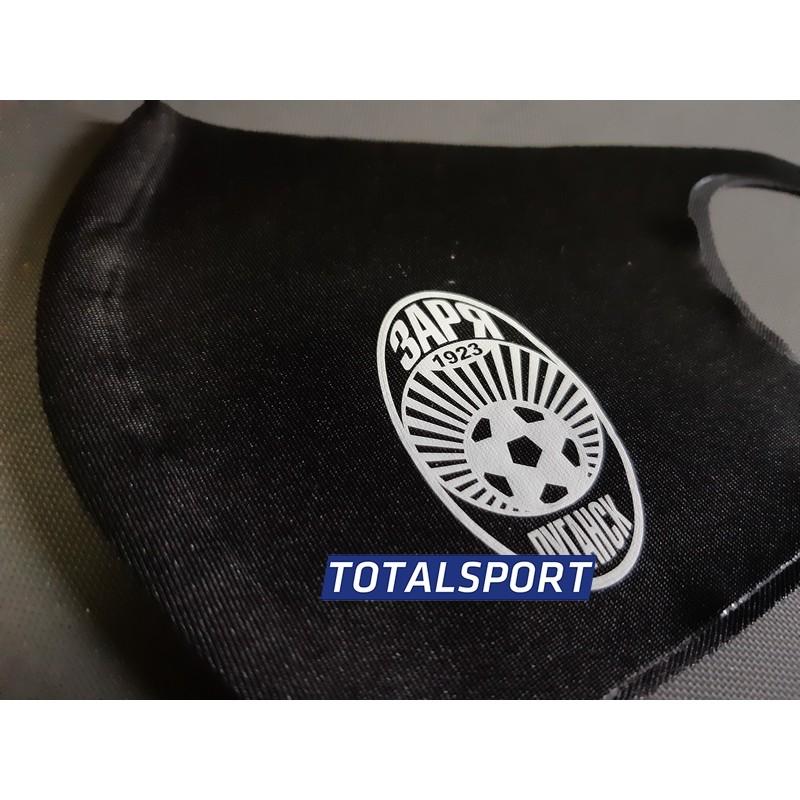 Маска с логотипом ФК Заря