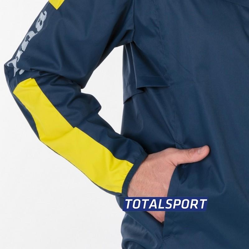 Ветровка Joma CHAMPION IV 100689.309 Украина сине-желтая