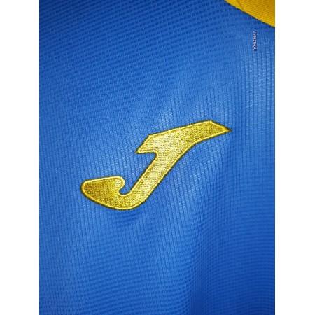 Акция! Игровая футболка сборной Украины Joma FFU101012.20 синяя