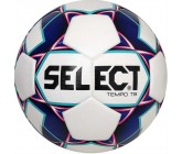 Футбольный мяч SELECT TEMPO (012) бело/фиолетовый размер 5