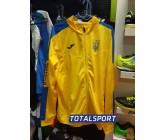 Олимпийка Joma CHAMPION IV 100687.907 желтая ПРИМЕР с логотипом