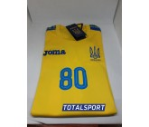 Форма сборной Украины голубая Joma FFU201021.17