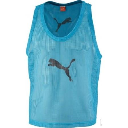 Манишка Puma голубая