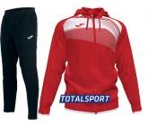 Спортивный костюм Joma SUPERNOVA II 101605.602 красно-белый