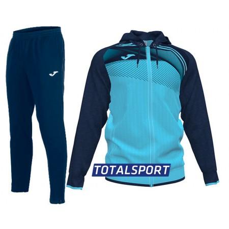 Спортивный костюм Joma SUPERNOVA II 101605.013 бирюзовый