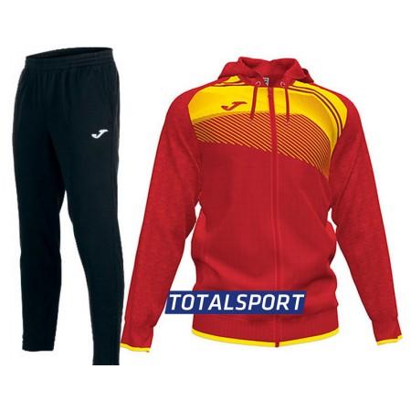 Спортивный костюм Joma SUPERNOVA II 101605.609 красно-желтый
