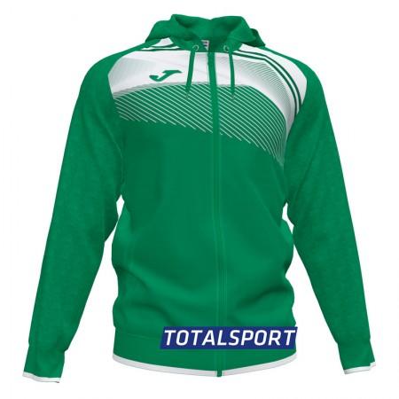 Олимпийка Joma SUPERNOVA II 101605.452 зеленая