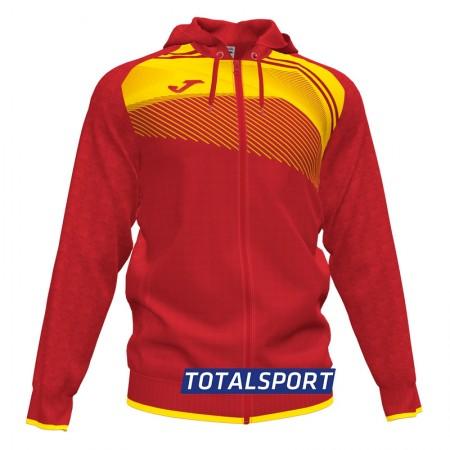 Олимпийка Joma SUPERNOVA II 101605.609 красно-желтая