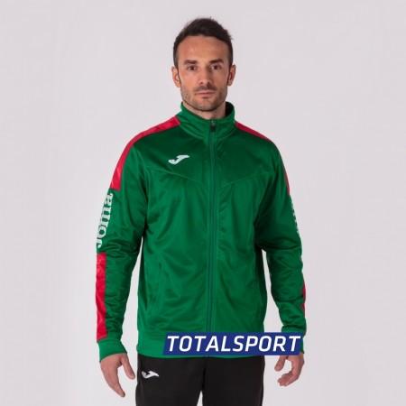 Спортивный костюм Joma CHAMPION IV 100687.456 зелено-красный