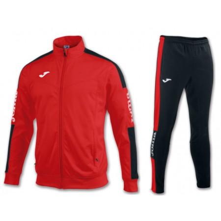 Спортивный костюм Joma CHAMPION IV 100687.601 красно-черный