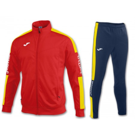 Спортивный костюм Joma CHAMPION IV 100687.609 красно-желтый
