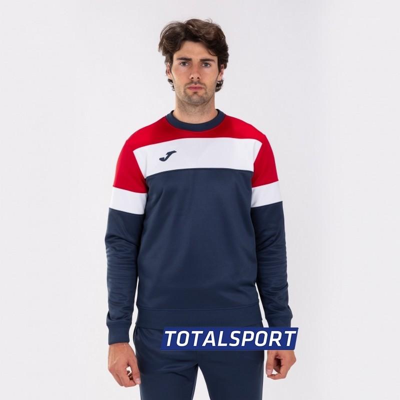 Спортивный костюм Joma CREW IV 101575.336 сине-красный