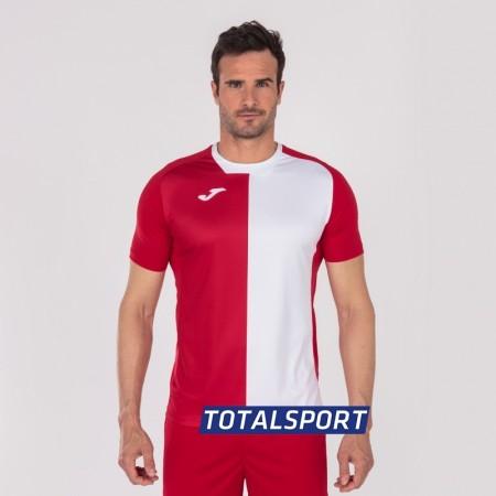 Футбольная форма(футболка+шорты+гетры) Joma CITY 101546.602 красно-белая