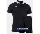 Футбольная форма(футболка+шорты) Joma GOLD II 101473.102 черная