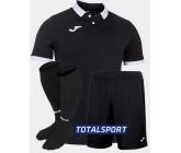 Футбольная форма(футболка+шорты+гетры) Joma GOLD II 101473.102 черная