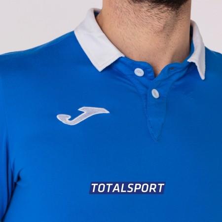 Футбольная форма(футболка+шорты+гетры) Joma GOLD II 101473.702 голубая