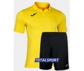 Футбольная форма(футболка+шорты) Joma GOLD II 101473.900 желтая