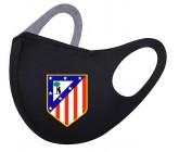 Маска с логотипом ФК Атлетико