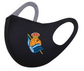 Маска с логотипом ФК Реал Сосьедад