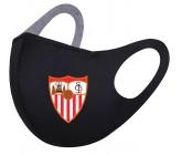 Маска с логотипом ФК Севилья
