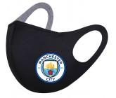 Маска с логотипом ФК Манчестер Сити