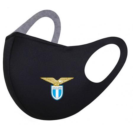 Маска с логотипом ФК Лацио