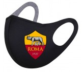 Маска с логотипом ФК Рома