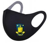 Маска с логотипом ФК Брондбю