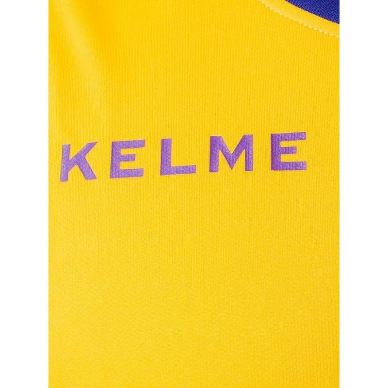 Комплект баскетбольної форми  жовто-фіолетовий б/р 3881021.9717 Kelme