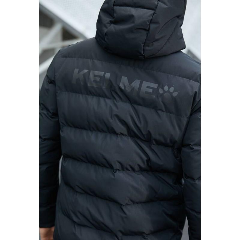 Куртка чорна NEW STREET 3881405.9000 Kelme
