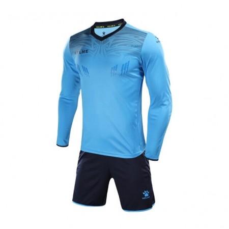 Комплект воротарської форми  блакитно-т.синій д/р ZAMORA 3871007.4007 Kelme