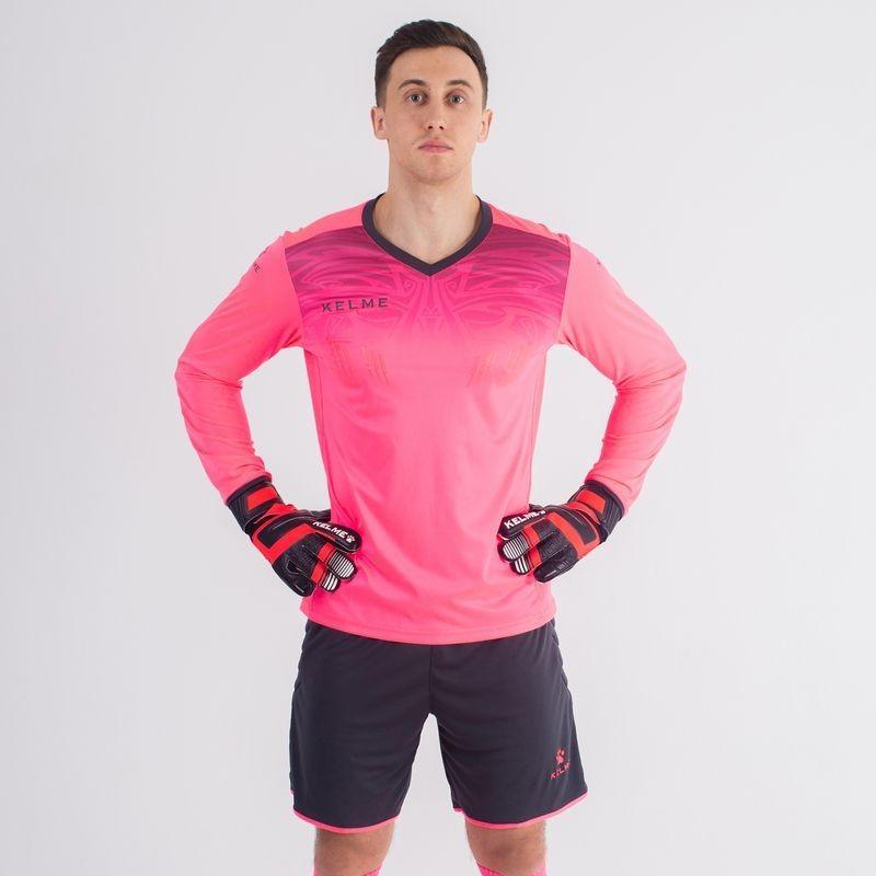 Комплект воротарської форми  рожево-т.сірий д/р  ZAMORA 3871007.9997 Kelme