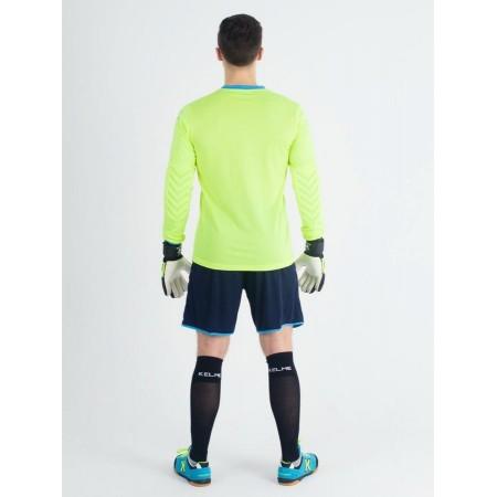 Комплект воротарської форми  салатово-чорний д/р  ZAMORA 3871007.9930 Kelme