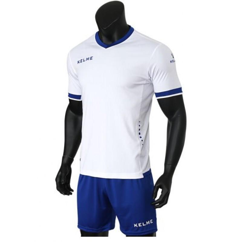 Комплект футбольньої форми ALAVES біло-синій   к/р K15Z212.9104 Kelme