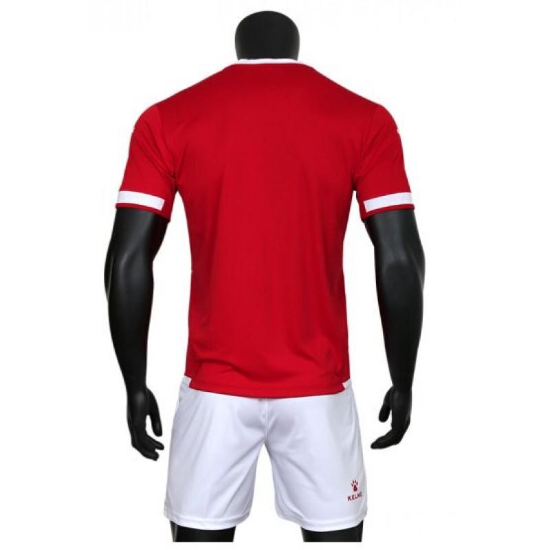 Комплект футбольньої форми ALAVES червоно-білий  к/р K15Z212.9610 Kelme