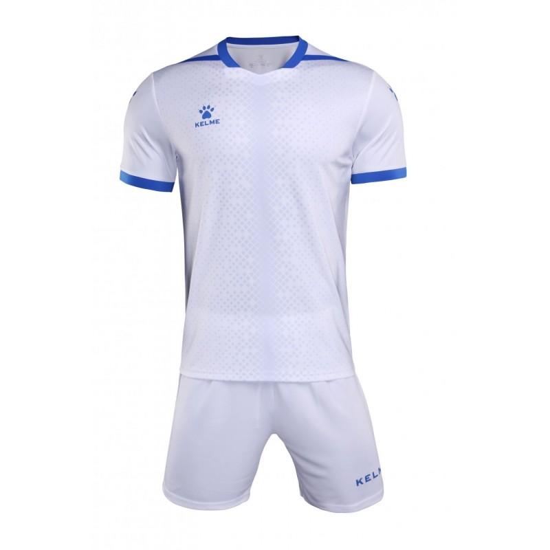 Комплект футбольньої форми білий  к/р 3801098.9100 Kelme