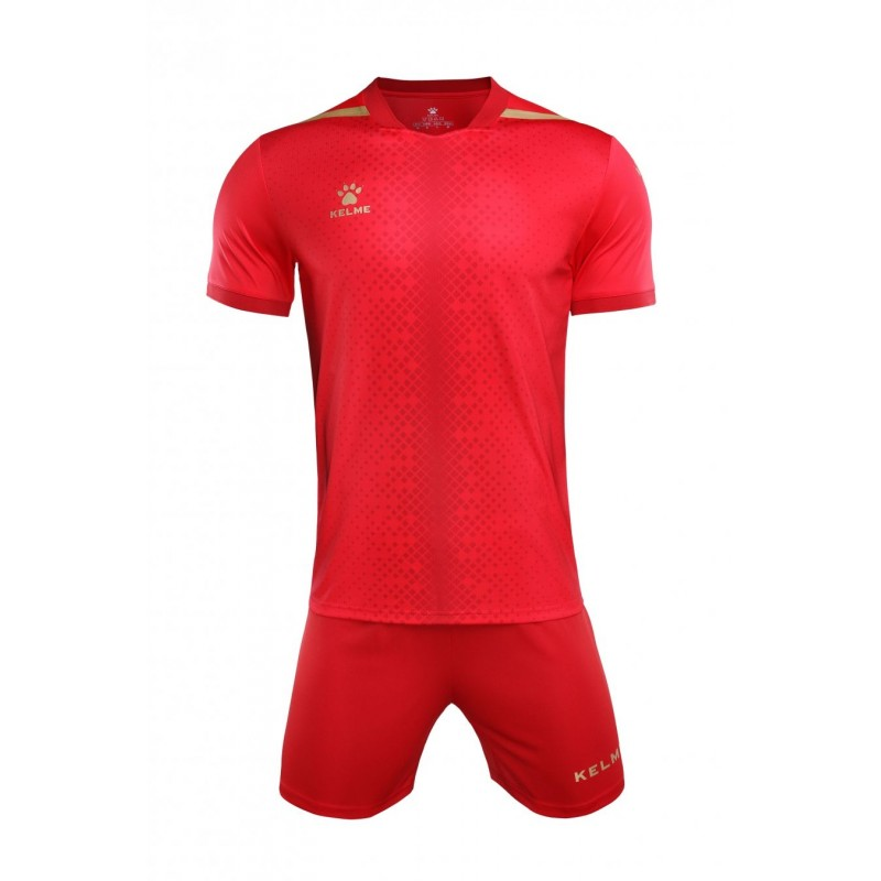 Комплект футбольньої форми червоний  к/р 3801098.9600 Kelme