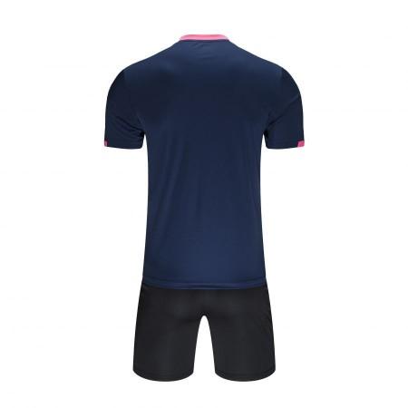 Комплект футбольньої форми т.синьо-рожевий  к/р 3891049.9420 Kelme
