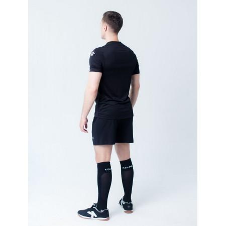 Комплект футбольньої форми  чорно-білий к/р LIGA 3981509.9055 Kelme