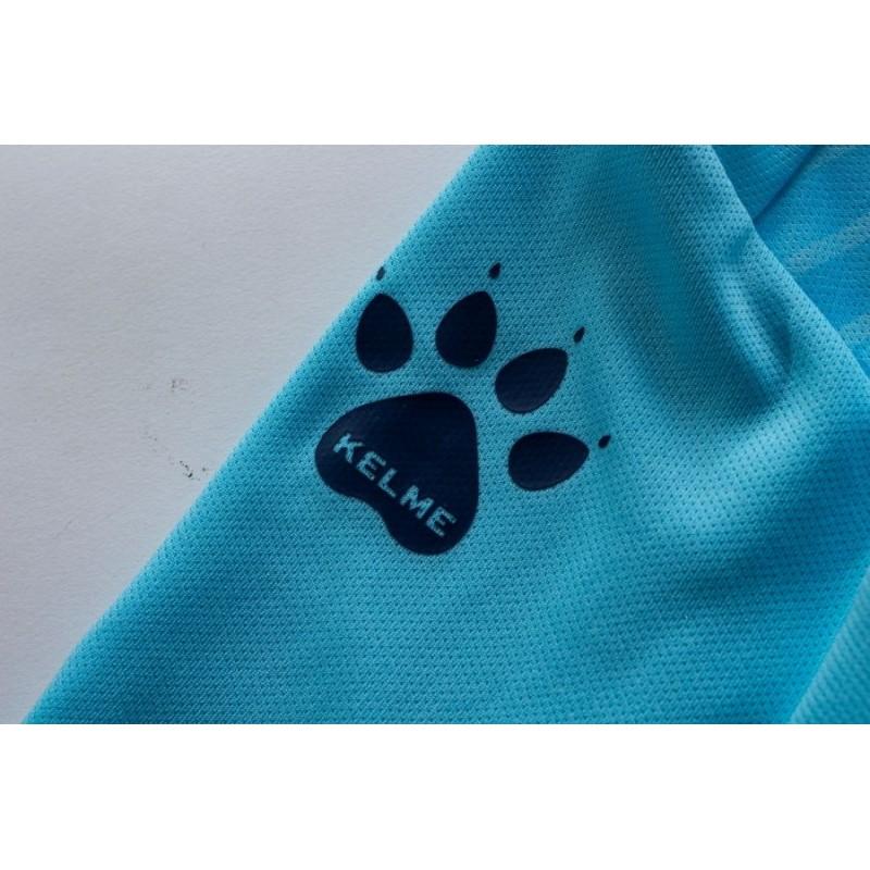 Комплект футбольньої форми блакитно-білий  к/р3801169.9449 Kelme