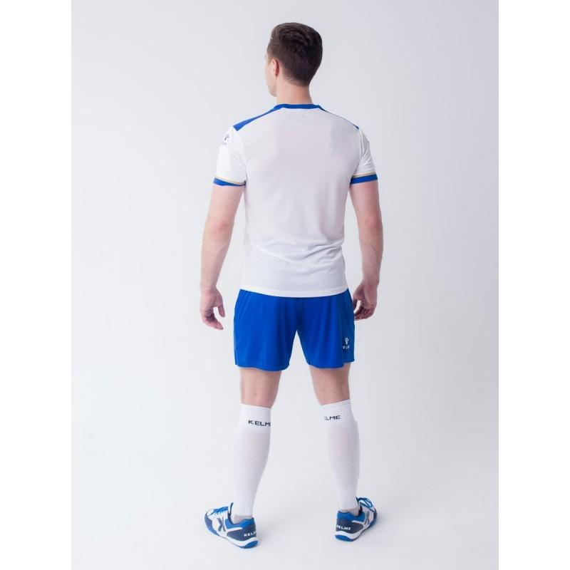 Комплект футбольньої форми  біло-синій к/р SEGOVIA  3871001.9104 Kelme