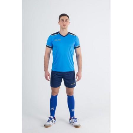 Комплект футбольньої форми  блакитно-т.синій к/р SEGOVIA 3871001.9996 Kelme