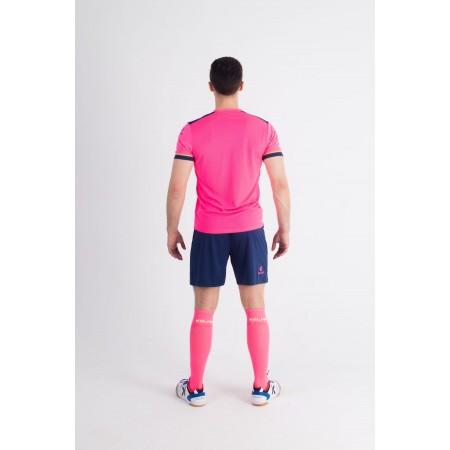 Комплект футбольньої форми  рожево-т.синя к/р SEGOVIA 3871001.9914 Kelme