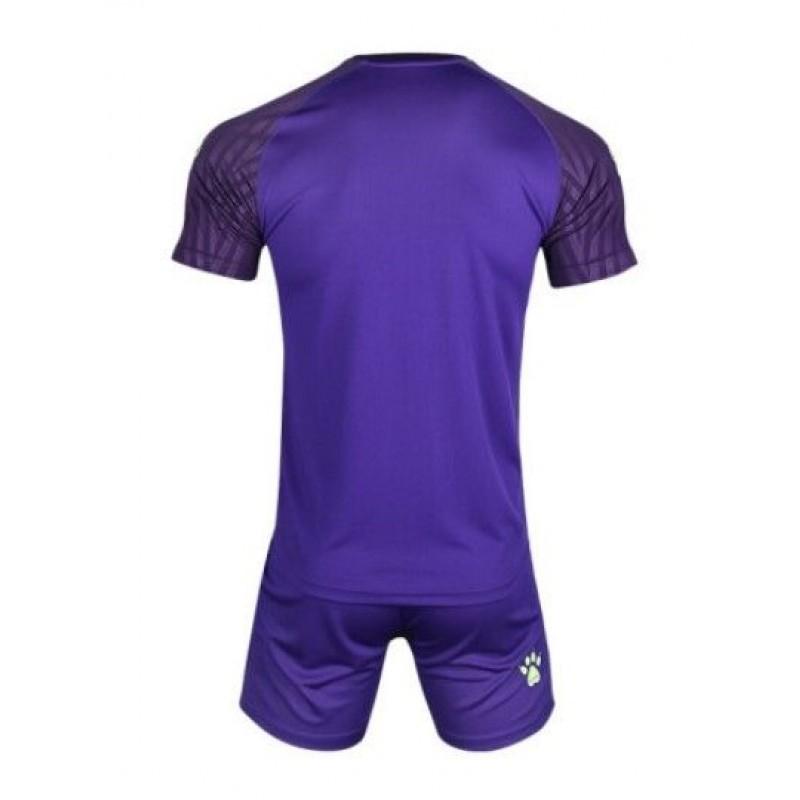 Комплект футбольньої форми  фіолетовий к/р  3801095.9515 Kelme